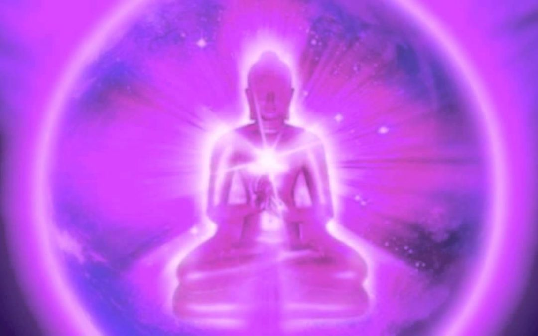 Violet Flame Healing Energy Meditation